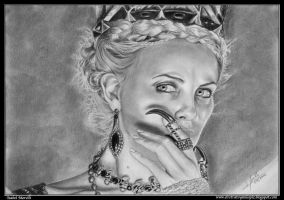 Ravenna - Charlize Theron by iSaBeL-MR