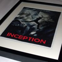 Cross Stitched Inception Poster by Anonymity-Blaize