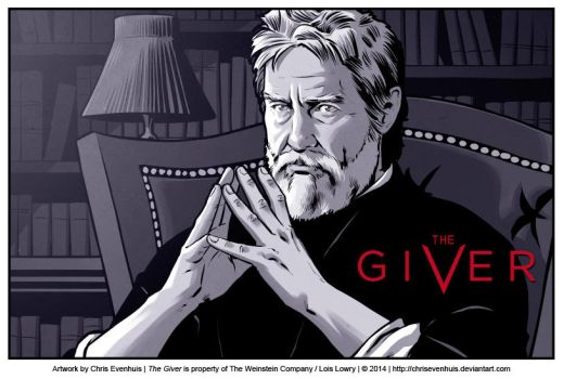 The Giver by ChrisEvenhuis