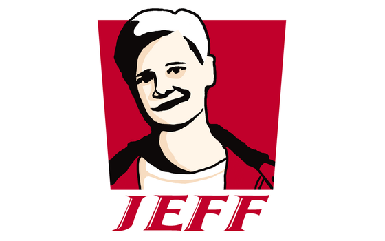 Kentucky Fried Jeff by anckerboy24