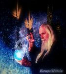 THE WIZARD by KerensaW