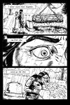 ONE FOOT IN THE GRAVE Issue#1, Page#1 by Mortal-Mirror