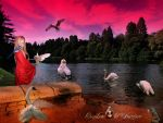 Lady of the Birds by Cundrie-la-Surziere