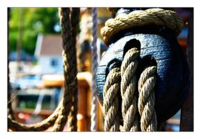 Rope Trio by peax