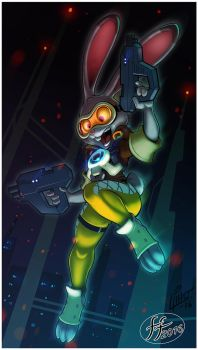 Tracer Judy by 14-bis