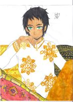 For Assef: Casual day by MiddleEastAPH