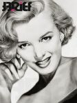 Marilyn Monroe Drawing by riefra