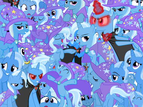 Too Much Trixie by X-TURENT