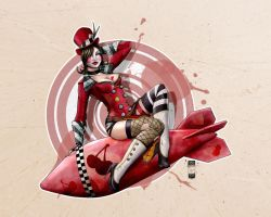 Mad Moxxi's Cherry Bomb by steevinlove