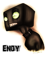 FA:: Endy by Shiverra