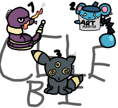 1 Point Pokemon Adopts (Closed) by ForestTheLord