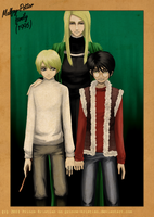Family Photo 1995 by prince-kristian