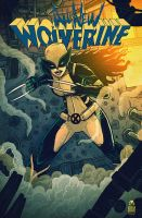 all new wolverine by motsart