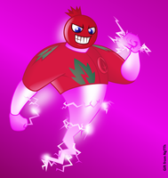 Heroic Electric Currant - Pvz fanmade by NgTTh