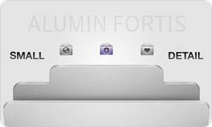 Alumin Fortis for OSX by LordKokkei