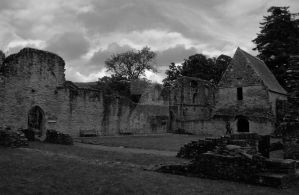 Inchmaholm Priory by Crannogphotographic