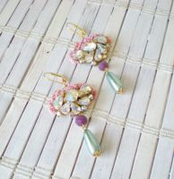 Haskell Style Earrings by RetroRevivalBoutique