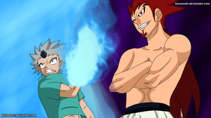 Ginta and Nexsus: Let's kick some asses! by GintaOtori