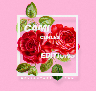 +ID // roses. by CAMI-CURLES-EDITIONS