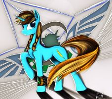 Eily Featherdrop by LTH935
