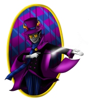 Eridan: Be The Magician by Eganov