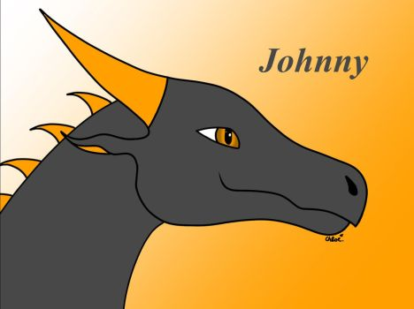 Johnny - for JonyTheDragon! by BlackDragonSage