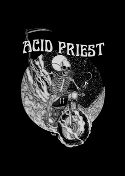 hell rider, Acid Priest by hrfdl