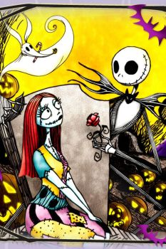 Nightmare Before Christmas Love by JMillz847