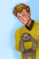 Chekov and a... by DarkFawkes