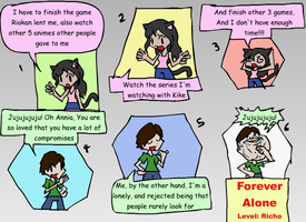 100TC: Alone by Mythical-Human