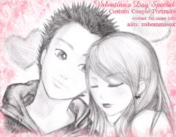 Valentine's Day: Ad by bommie