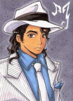 Michael Jackson Tribute by Aiko-Mustang