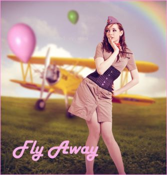 Fly Away by Doucesse