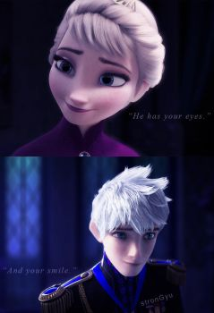 The Crown Prince of Arendelle - 1 - by strongyu