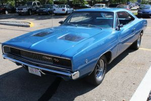 '68 Charger by KyleAndTheClassics