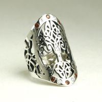 Celtic Tree of Life Ring by mooredesign13