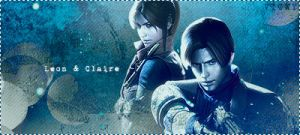 Leon and Claire by Claire-Wesker1