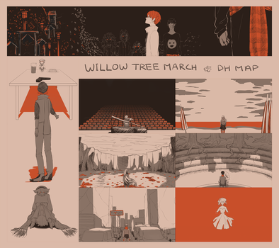 [DH] Willow Tree March Stills by Infinitum-Outbreak