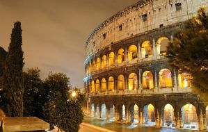 Colosseo plumbeo by michelecannone