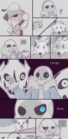 .Undertale Fancomic: Annoying Dog - Page 7.+ by Kintanga