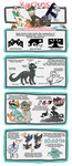 Kyriens Reference Sheet by MoonSelkies