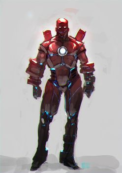 Ironmanlike by Memed