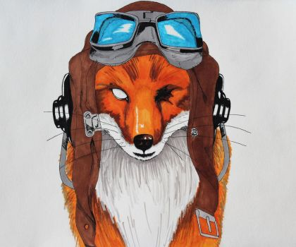 Red Fox Squad 1 by Miller-Is-Dead