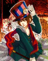 ::Mad Hatter::September: by ayexist