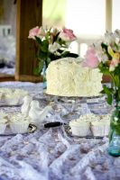 Wedding Cake by Deathbypuddle
