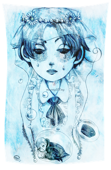 APH: Tears of Memories by MoonyL00ny