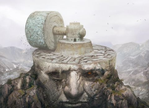 Millstone for Magic the Gathering by fooyee