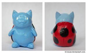 Catbug by missituk