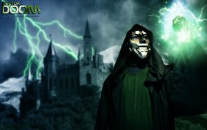 Doctor Doom - Master of Magic and Technology by Joran-Belar