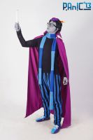 Eridan Ampora cosplay - I'm not a wwizard! by Dead-Batter